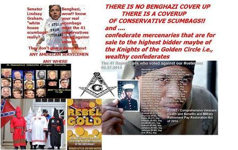 KKK   That Devil History the southern conservative rightwing democrats who are  the teaparty-RINOS repugnant republicans of today   Mahilena's Debunking Conservatism and Libertarianism   Scoop.it