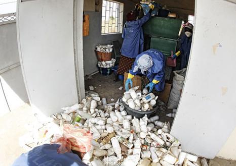 ECONOMIE CIRCULAIRE : comment recycler les déchets plastiques au Sénégal | Afrique: développement durable et environnement | Scoop.it