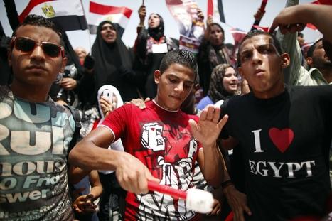 La décision de l'armée de s'arroger le pouvoir législatif contestée par la rue égyptienne | Égypt-actus | Scoop.it