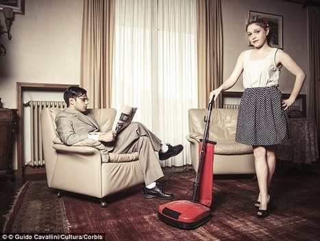 Rich men are less likely to help their partners with the housework | Kickin' Kickers | Scoop.it