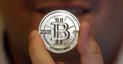 IRS: Bitcoin Is Property, Not Currency   virtual currencies   Scoop.it