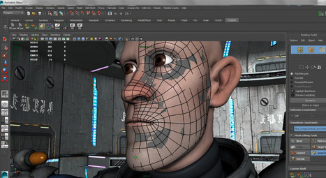 Modélisation 3D : les meilleurs logiciels et applications | Geeks | Scoop.it