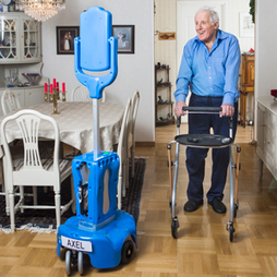 iRobot and Others Look Ahead to Robotic Elder Care   MIT Technology Review   Interactions Design, Innovations and Technologies   Scoop.it