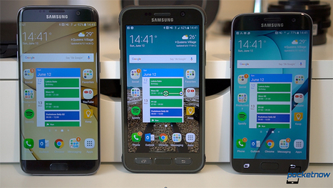 Samsung Galaxy S7 Active vs Galaxy S7 | Mobile Technology | Scoop.it