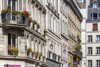 Locations touristiques : Paris taxe à tour de bras | Immobilier | Scoop.it
