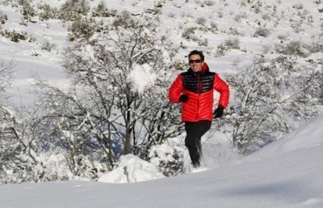 Matthias Mouchart repère l'Ubaye Snow Trail Salomon - Nordic Magazine | Trail etc... | Scoop.it