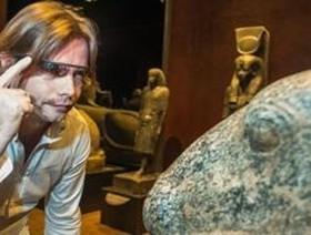 Museo Egizio senza barriere grazie agli occhiali hi-tech di Google   Turismo&Territori in Rete   Scoop.it