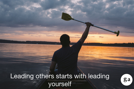 Leadership Starts With You - George Ambler