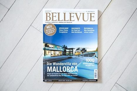 Bellevue Magazine Cover Image by Benjamin Antony Monn | Photography News Journal | Scoop.it