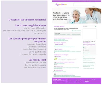 Agevillage: Famille-Aidant, MonAgevillage : 1ère application web pour les salariés aidants   Nouvelles technologies et innovations dans les services à la personne   Scoop.it