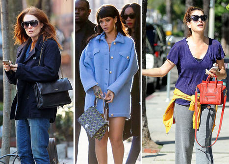 Celebrities May Be Having a Major Case of the Mondays, But Their Bag Game is Still Solid | FBESHOP | Scoop.it