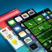 Android 4.4 vs. iOS 7 vs. Windows Phone 8: An OS - Digital Trends | Mobile Technology | Scoop.it