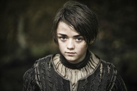 Game of thrones saison : Sophie Turner, Maysie Williams et Liam Cunningham à l'avant-première à Paris | Avant-première Game of Thrones S4 | Scoop.it