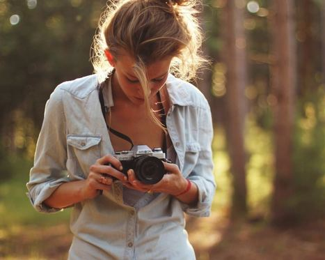 Photography Marketing Tips - 50 Marketing Ideas for Photographers | The Social Touch | Scoop.it