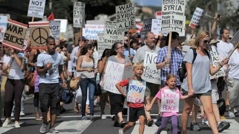 59 percent of Americans oppose strike on Syria: CNN/ORC International poll | Syria Civil War News | Scoop.it