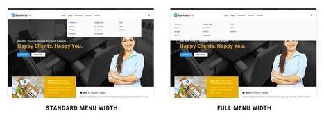 Business Line Joomla General Corporate Service Template | Premium Joomla Templates | Scoop.it