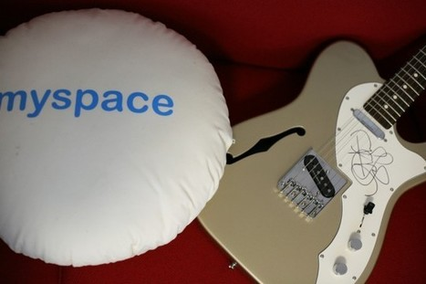 Should Your Brand Be on Myspace? - Search Engine Journal | My Social Media Resources | Scoop.it