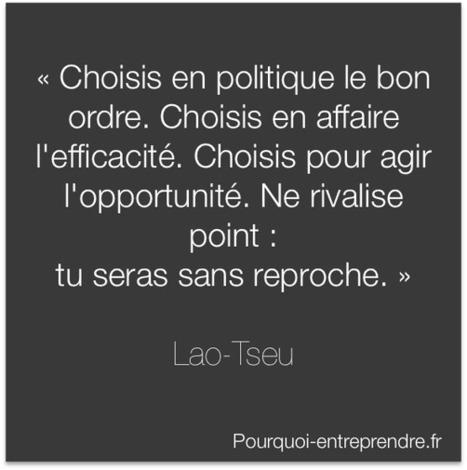 Lao Tseu | Citations | Scoop.it