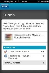 Quelques success-story Foursquare ?   Foursquare : un outil marketing   Scoop.it
