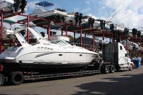 How To Prepare Your Boat for Cross-Country Shipment | Boating Tips | Scoop.it