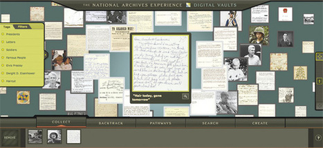 Getting Kids Engaged with Primary Sources | Cool Tools - The Digital Shift | School Library Learning Commons | Scoop.it