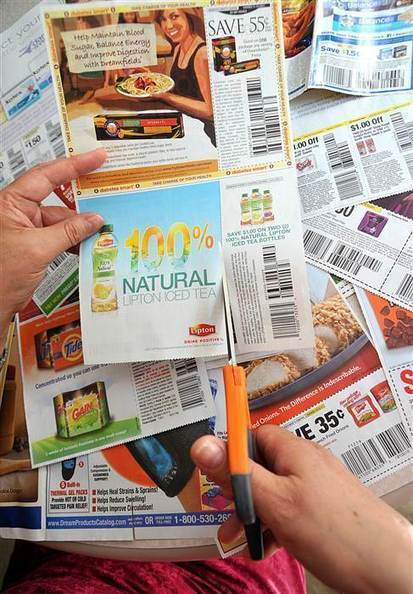 When It Comes to Coupons, Shoppers Prefer Paper, Survey Shows | Kickin' Kickers | Scoop.it
