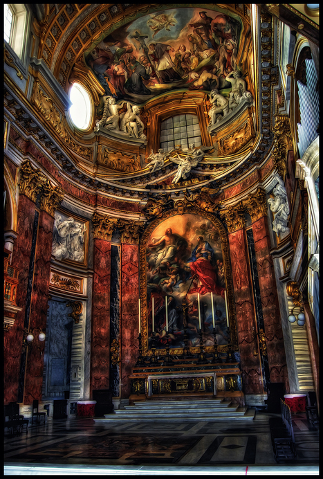 "Rome the Eternal City in HDR | ""Cameras, Camcorders, Pictures, HDR, Gadgets, Films, Movies, Landscapes"" 