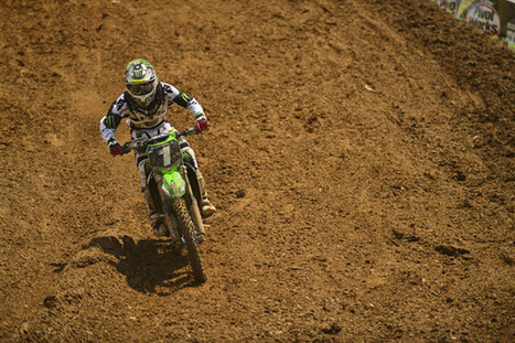 Monster Energy/Pro Circuit/Kawasaki Riders Fight at Tennessee ... | motocross!!! | Scoop.it