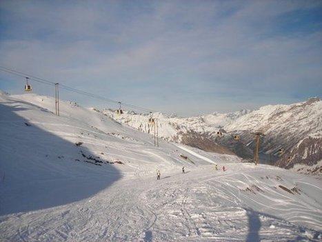 LIVIGNO - Impianti aperti per lo sci Carosello 3000 dal 24 novembre | Travel to Italy | Scoop.it