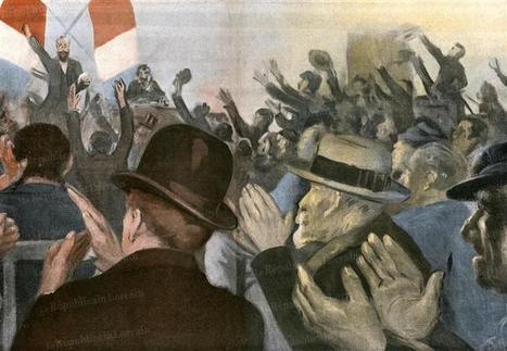 Comment votaient nos ancêtres - Le Républicain Lorrain | GenealoNet | Scoop.it