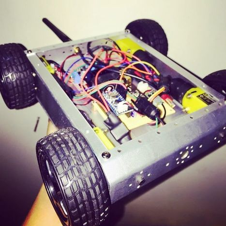 Insta-Arduino | 14CORE Roverbot 2015 on 328 / NRF #atmel... | Raspberry Pi | Scoop.it