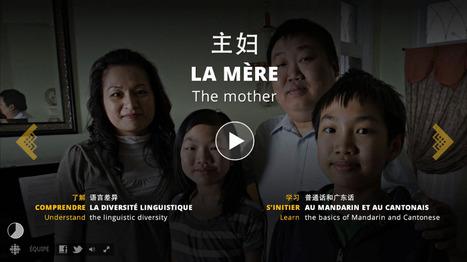 Voyage au cœur de la communauté chinoise | RIVE-SUD | Radio-Canada.ca | Interactive & Immersive Journalism | Scoop.it