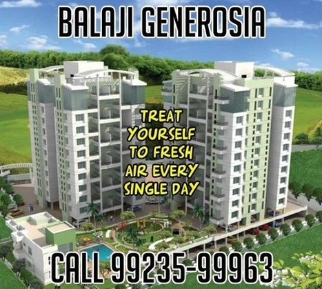 New Residential Projects In Baner | Baner Properties | Scoop.it