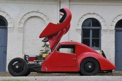 Germain Lambert sauvé de l'oubli par Motul et le Ministère de la Culture - ANIMATIONS 2013 - Bienvenue sur Retromobile, le salon de la voiture ancienne !! | Heron | Scoop.it
