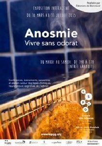 L'expo de la semaine : « Anosmie, Vivre sans odorat » | Les actualités du groupe Traces et de l'Espace des sciences Pierre-Gilles de Gennes de l'ESPCI ParisTech | Scoop.it