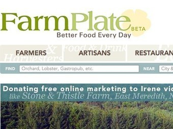 FarmPlate Creates Nation's Largest Sustainable, Ethical Foods Directory Online | Vertical Farm - Food Factory | Scoop.it