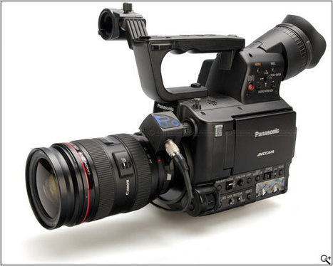 Redrock Micro creates Canon EF to MFT adapter with aperture control | Photography Gear News | Scoop.it
