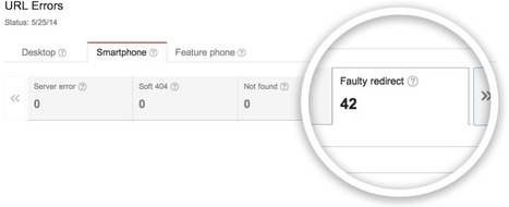 Official Google Webmaster Central Blog: Directing smartphone users to the page they actually wanted | Mobile SEO MSEO | Scoop.it