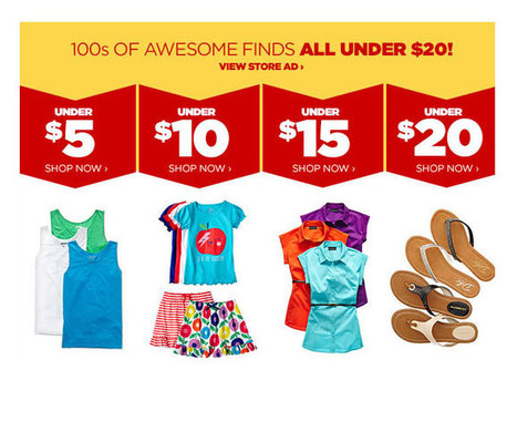 How to get 30% off with jcpenney coupon code | coupons for clothes stores | Scoop.it