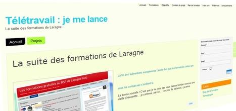 LA SUITE DES FORMATIONS GRATUITES A LARAGNE | Formation pour esprits créatifs | Scoop.it