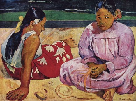 History of Modern Art: Post-Impressionism - Make your ideas Art | art history for chester | Scoop.it