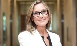 Angela Ahrendts: the woman aiming  to make Apple a luxury brand | Observer profile | Luxury Home Montreal | Scoop.it