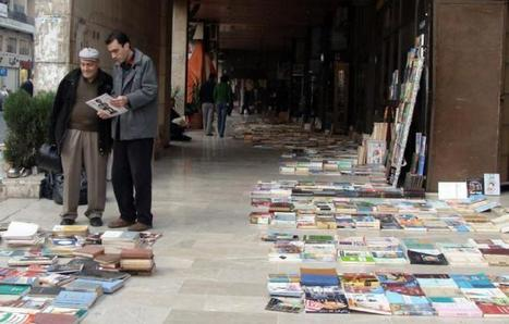 Historic Bookstores in Damascus Closing Doors | Coveting Freedom | Scoop.it