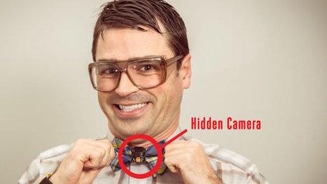 Build a Raspberry Pi-Powered Secret Spy Camera | Raspberry Pi | Scoop.it