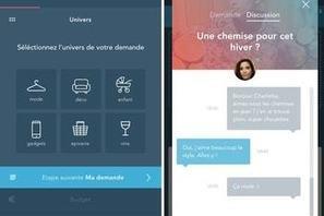 Teeps, 1ère app française C2C de commerce conversationnel | Sites et Applis pratiques | Scoop.it