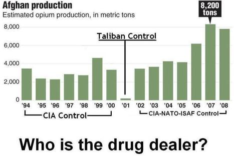 #HILTARIOUS Look what else barry s.o is into - 'Cocaine Production Plummets After DEA Kicked Out of Bolivia' | Popular Liberty at the Daily Paul | News You Can Use - NO PINKSLIME | Scoop.it