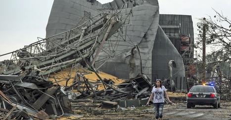 DISPLACEMENT: Twin Tornadoes Trample Nebraska Town | > Emergency Relief | Scoop.it