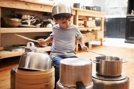 Please stop entertaining my kid —I want him to be bored | Libraries and education futures | Scoop.it