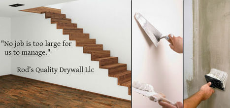 Need drywall contractor in Ham Lake MN? Rod's Quality Drywall Llc is the one to call | Rod's Quality Drywall Llc | Scoop.it