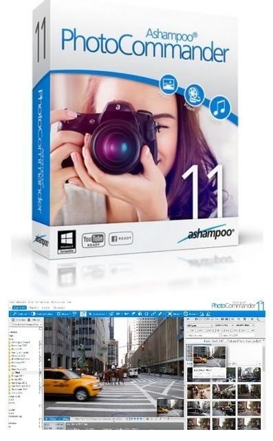 Logiciel commercial gratuit Ashampoo Photo Commander 11 2014 Licence gratuite Giveaway 72 heures | photo : Gratuit | Scoop.it